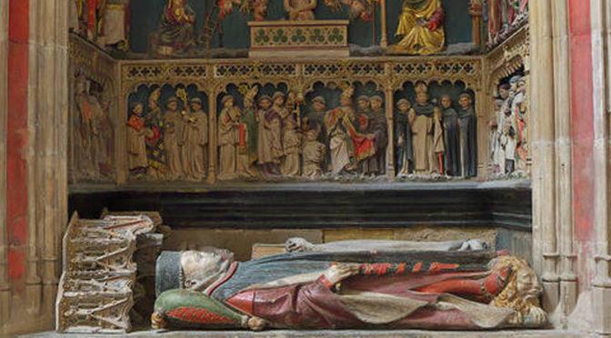 Mort et mémoire du prince médiéval