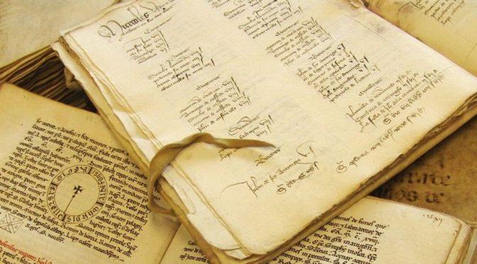Ecrit, pouvoirs et société du XIIe au XIVe siècle