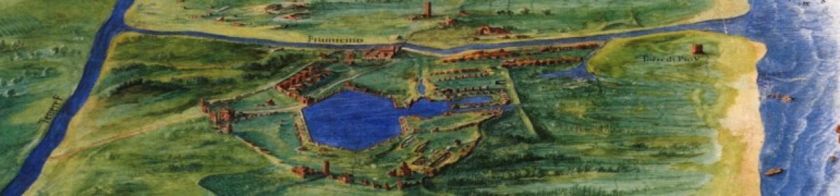 Rome, le Tibre, le littoral