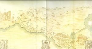 Un 'fiume di storia'  La catalogazione dei dati territoriali della  foce del Tevere
