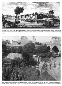 L'indagine multidisciplinare sull'ambito del Tevere come risorsa per la pianificazione urbana: lo Studio di Fattibilità dei nuovi Lungotevere da ponte Sublicio a ponte Marconi