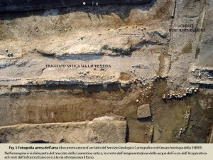 Lo studio dei fossi (toponimi e comportamenti) ed il contributo alla ricostruzione diacronica del paesaggio della piana alluvionale del Tevere nel suo basso corso