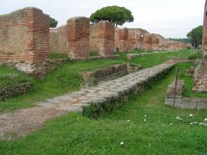 La composizione multietnica della popolazione ad Ostia e Portus