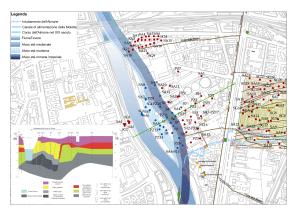 Variazione del corso del fiume Tevere ed evoluzione del paesaggio in età olocenica. Un approccio geoarcheologico allo studio della città di Roma