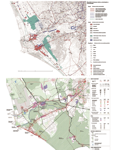 Programma di valorizzazione del patrimonio archeologico for Programma della mappa della casa