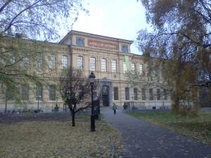 The Kungliga bibliotekt