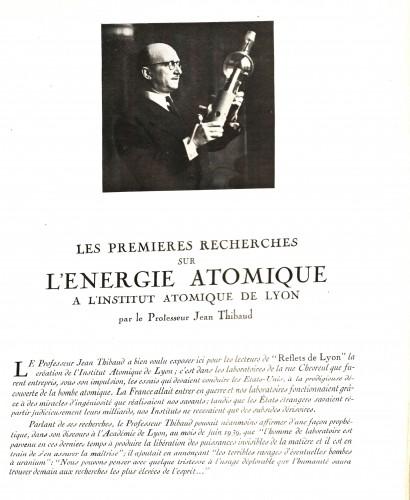 Reflets de Lyon, la revue de l'élite lyonnaise, 194