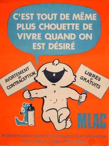 """Crédits """"Luttes de femmes, 100 ans d'affiches féministes """""""