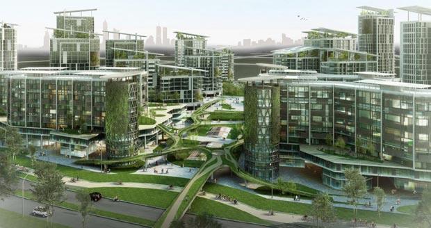Rendre La Ville Plus Verte