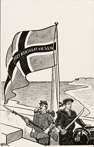 CC Wikimedia Commons Olaf Krohn (1863-1933)