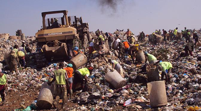 Compte-rendu Atelier expérimental – Matérialité des déchets