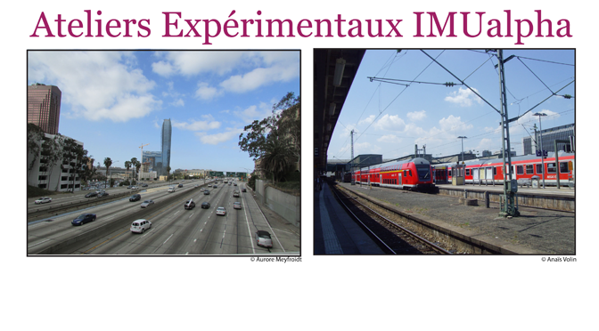 Compte rendu Atelier expérimental – Transports et infrastuctures