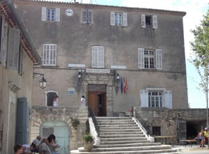 Château-Mairie, photographie de  Marie-Véronique