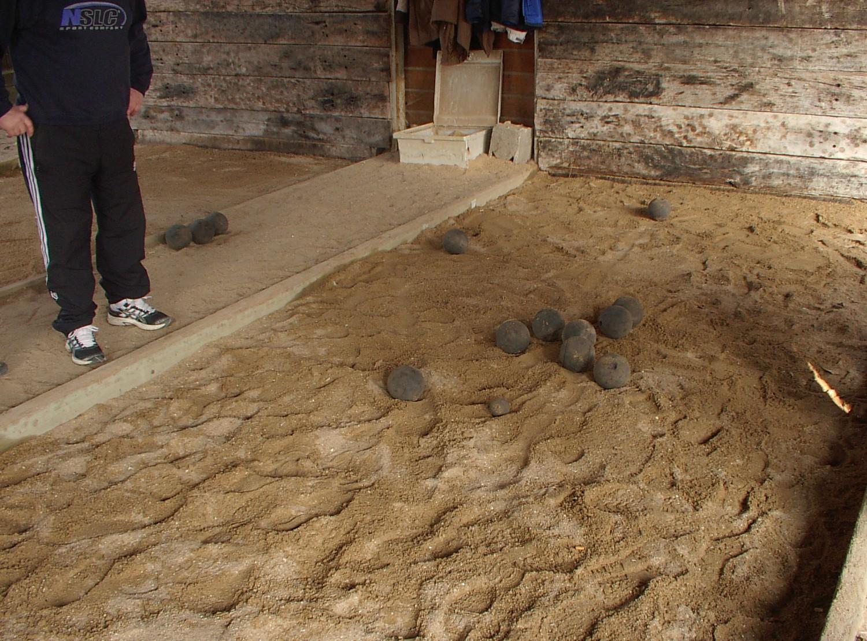 Jeu : La boule de sable du Pays Nantais (de Saint ...