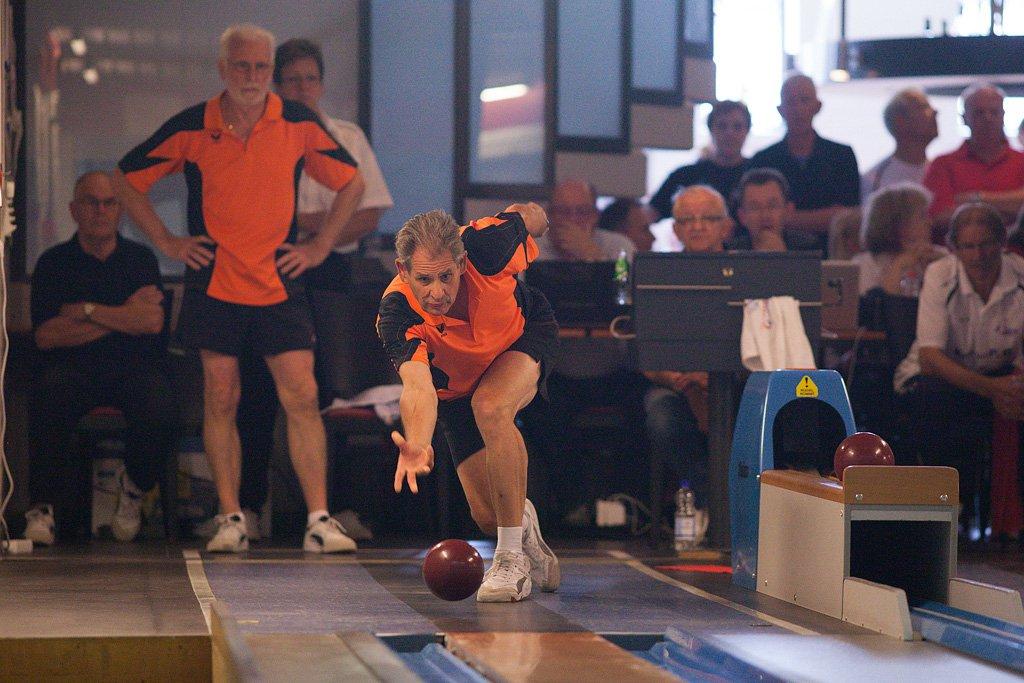 Joueur de Nine Pin Bowling Schere, photographie du site wnba