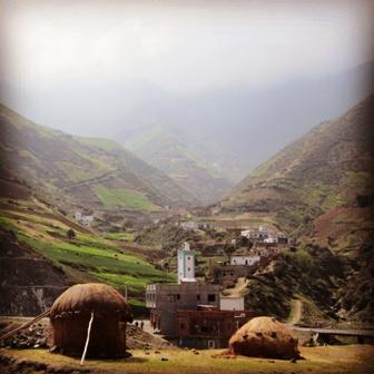 Ghomara (Maroc) © Araceli González Vázquez