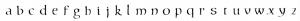 humanistic script