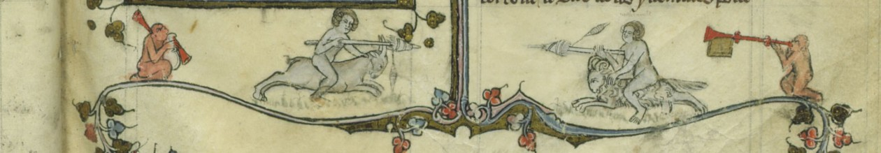 Écriture médiévale & numérique