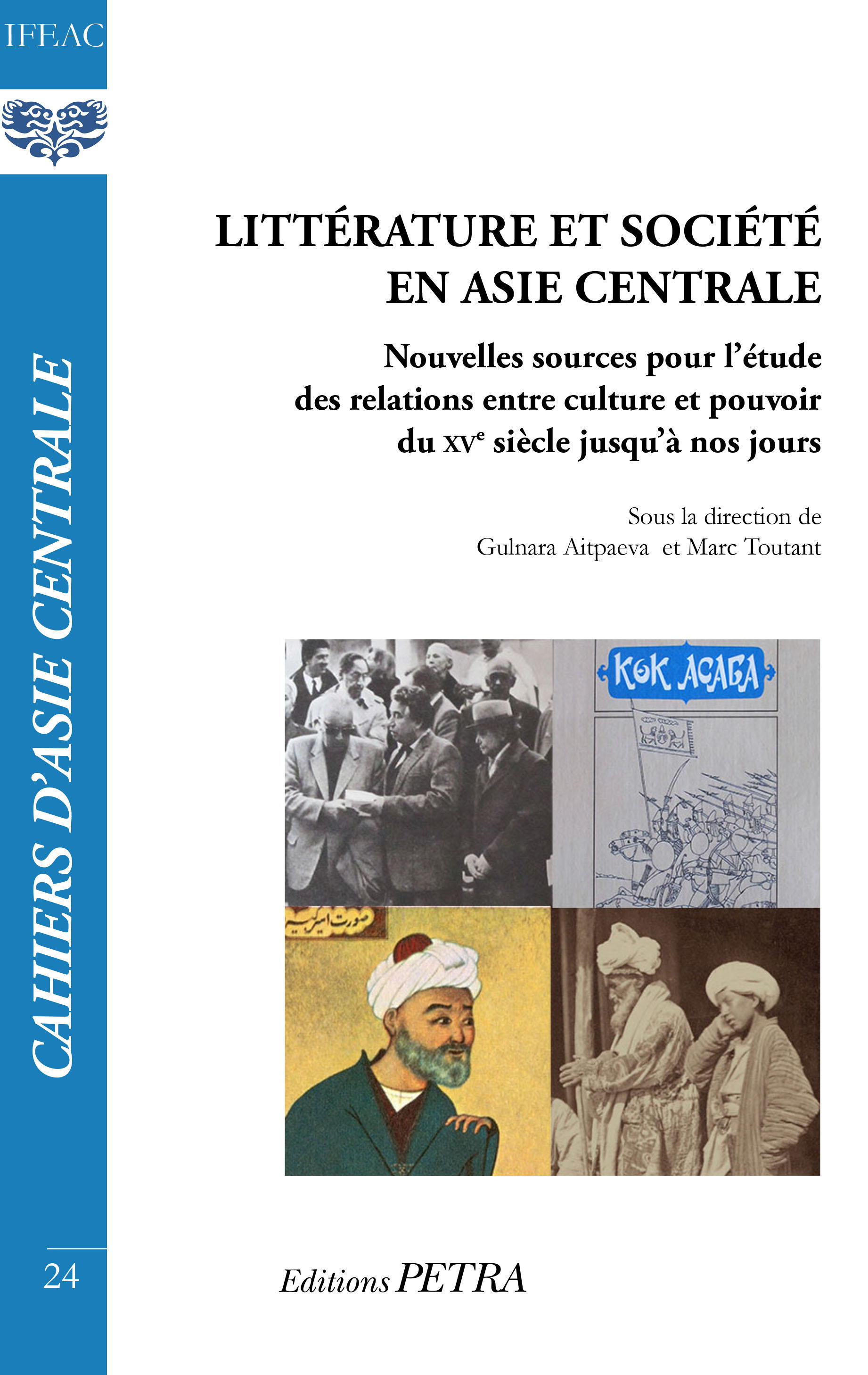 Cahiers d'Asie centrale n°24