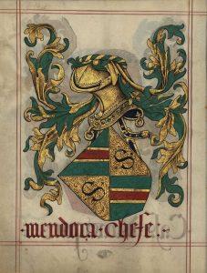 Lisbon, Arquivo nacional da Torre do Tombo, Cartório da Nobreza, liv. 19, f.59v