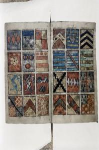 Oxford, Bodleian, Ashmole 804 pt. IV. f. 1v-2r