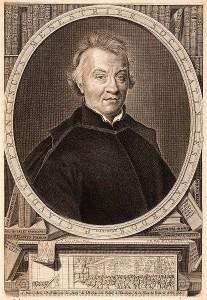French historian and heraldist Claude-François Ménestrier (1631-1705)