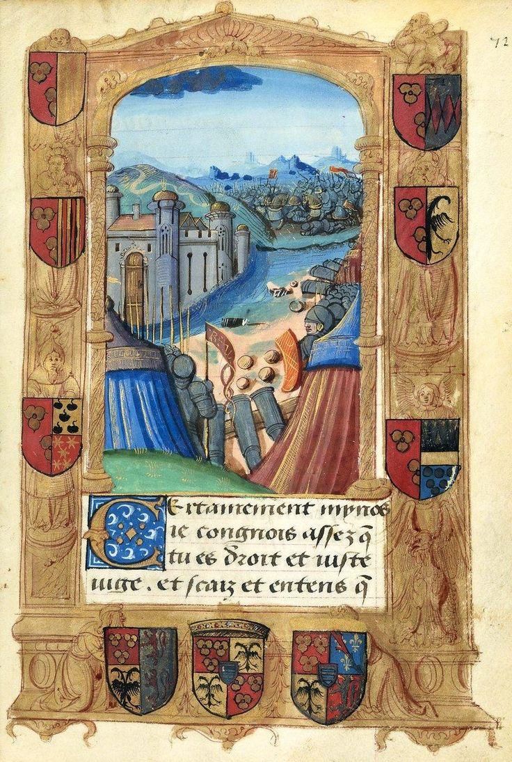 Paris, BnF, fr. 4962. fol 72r.