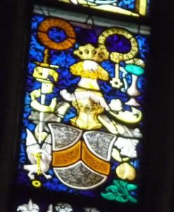 Georg von Ehingen Fenster
