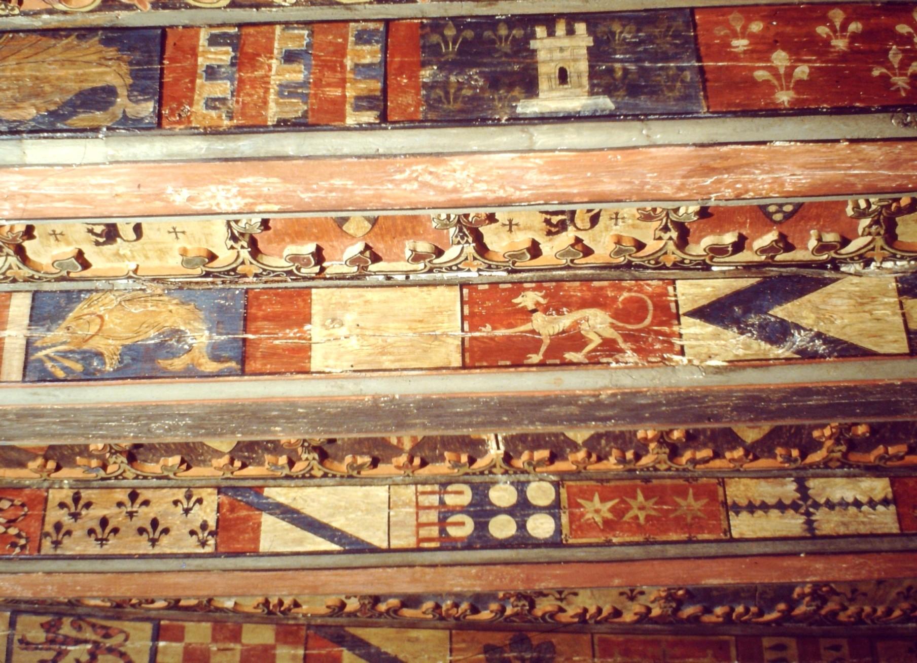 L Arme Segreta Araldica E Storia Dell Arte Nel Medioevo