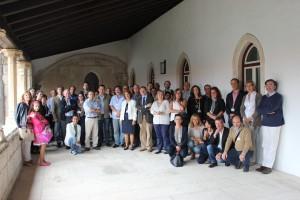 Photo de groupe des participants du colloque