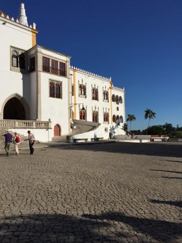 Königlicher Palast von Sintra (Foto: TH)