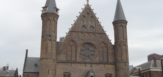 The 'Binnenhof' in The Hague
