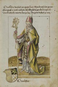Ornolf. Dresden, SLUB, Mscr. p. 47, f.14r