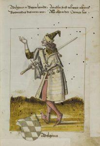 Adalgerus. Dresden, SLUB, Mscr. Dresd. P. 47, f.4r