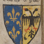 Paris, Archives Nationales, AE I 25, no. 6 (MM 684), f.4v (Breton)