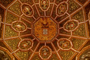 Sala dos brasoes, Palácio Nacional, Sintra (photo: HenGomes)