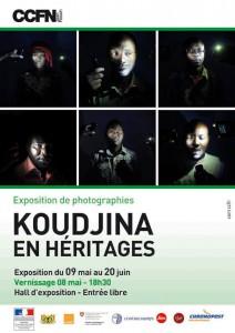 Ccfn Jean Rouch Koudjina en héritages expo