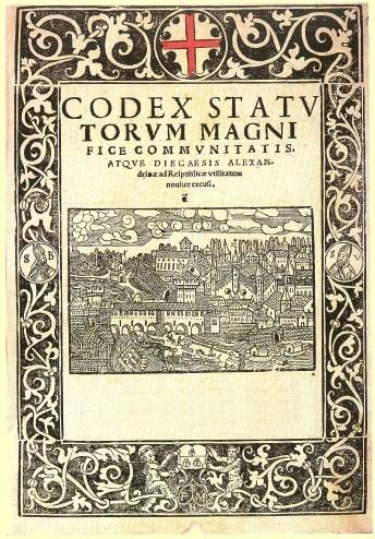Bibliografia Statutaria