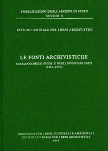 Fonti Archivistiche