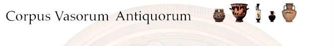 « CVA Online » : les fascicules du Corpus Vasorum Antiquorum numérisés et accessibles en ligne
