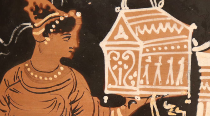 MitoMania – La mostra del Museo Archeologico Nazionale di Taranto accessibile online!
