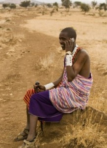 Masai_mobile_phone_-_Wellcome