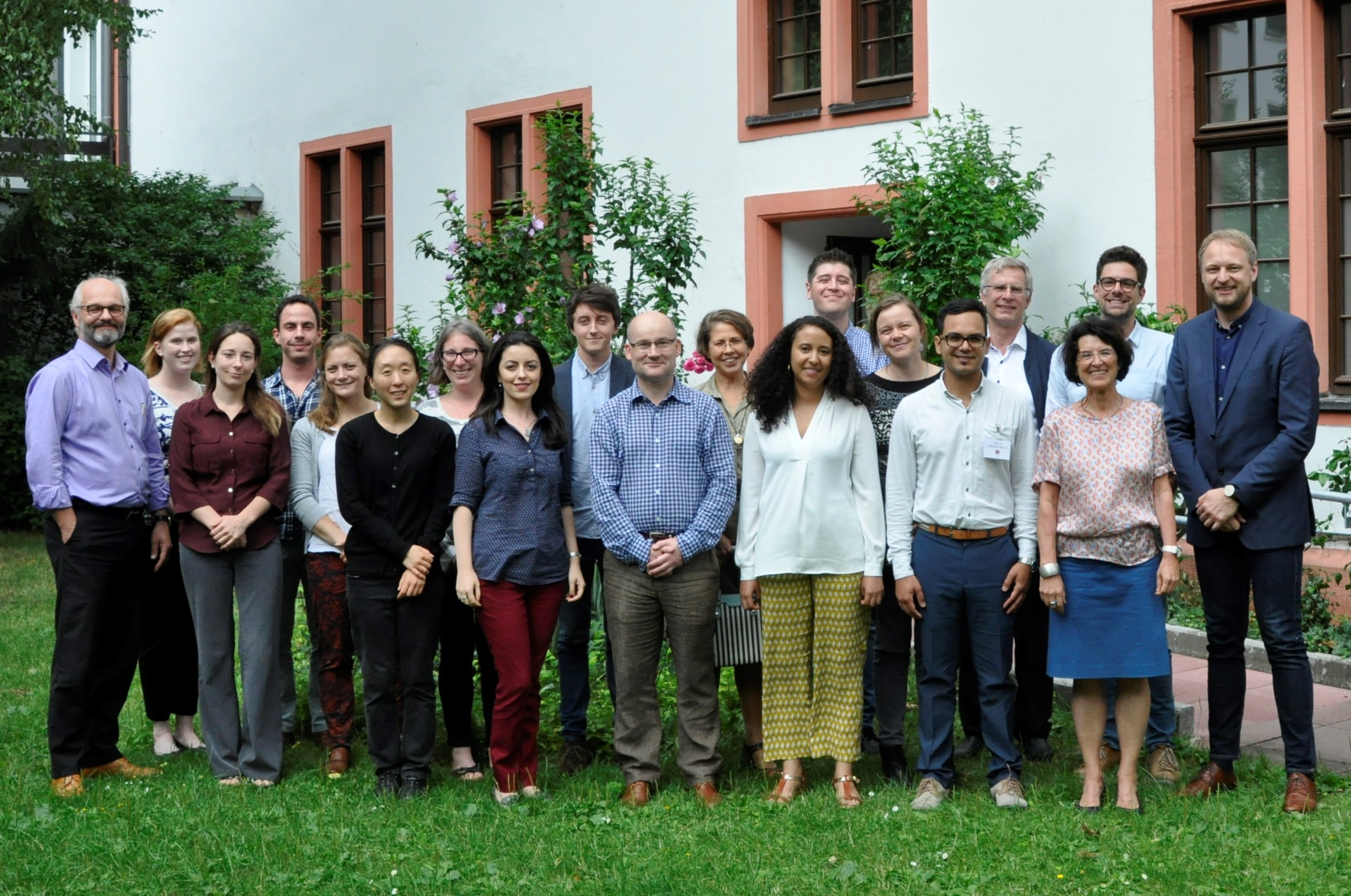 The 3rd Global Humanitarianism Research Academy At Leibniz Insute Of European History In Mainz And Archives International Committee
