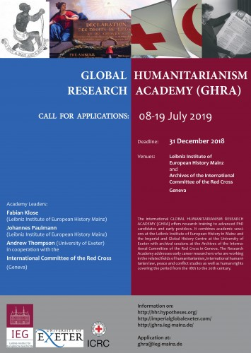 ICRC | Humanitarianism & Human Rights