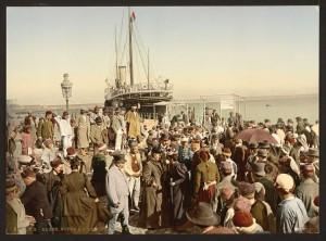 Steamer Algeria