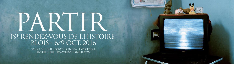 Rencontres de l'histoire blois 2016