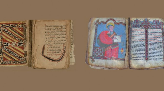 Manuscrits chrétiens et islamiques d'Ethiopie / Christian and Islamic manuscripts in Ethiopia