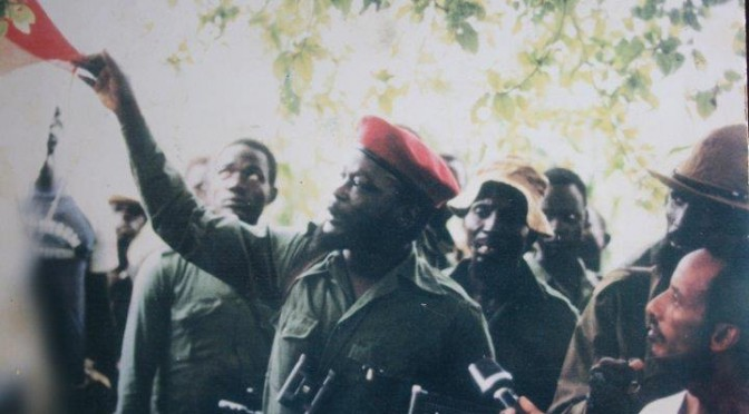 Imag(in)ing the SPLM/A (1983-1989)