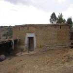 House of one of my informants in a village near Adi Hara, Hawzien (© Fesseha Berhe)