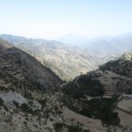 Fig. 1. Mountains of Irob, one of the districts in Tigray affected by emigration (©Fesseha Berhe)